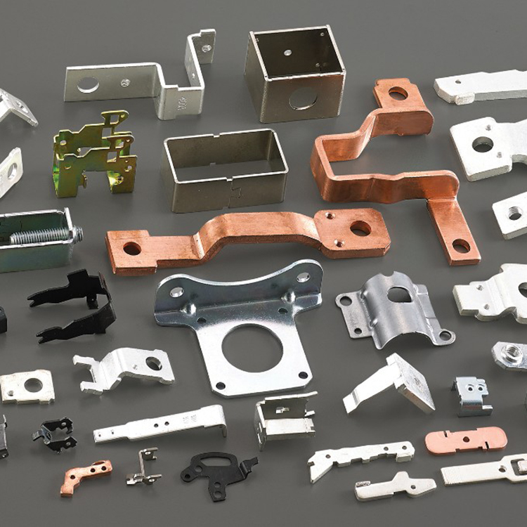 Metal Mould Parts Sample