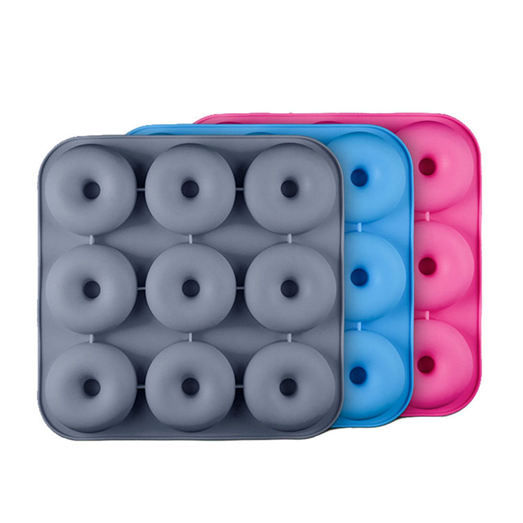 Silicone Mould For Donut