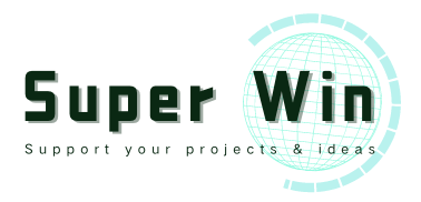 SuperWin Mould Logo